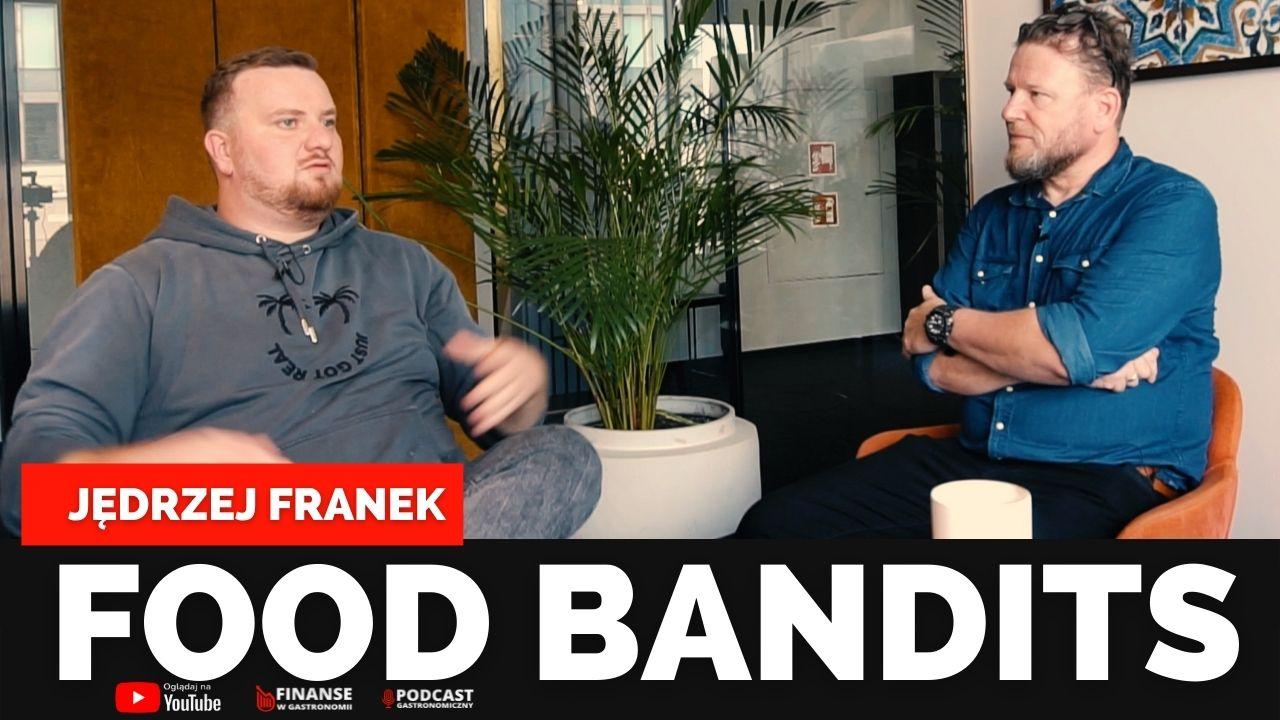 Food Bandits wirtualna kuchnia
